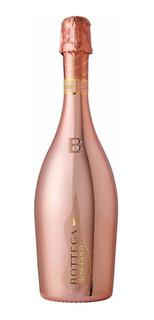 Champagne Gold Rose Prosecco Bottega 750cc