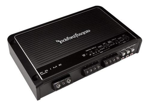 Imagen 1 de 8 de Amplificador 4ch Rockford Fosgate Prime R600-4d 600w