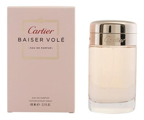 Perfume Cartier Beso Robado  Dama Origi - L a $2520