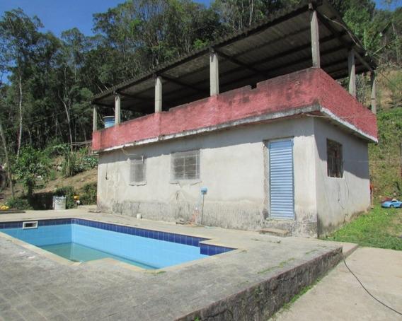 Juquitiba Chácara Com Piscina/ Ref - 04494-