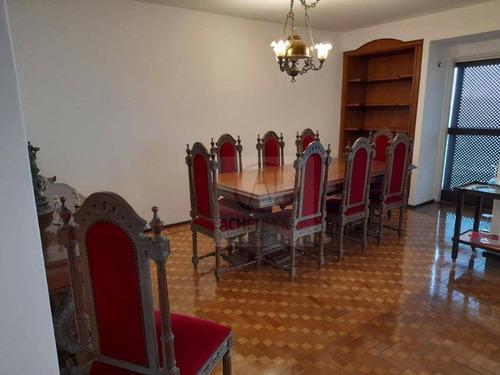 Apartamento Com 3 Dormitórios À Venda, 200 M² Por R$ 950.000 - Boqueirão - Santos/sp - Ap10470
