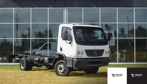 Mercedes-benz Accelo 915 Cabina Simple 4x2 0km!!