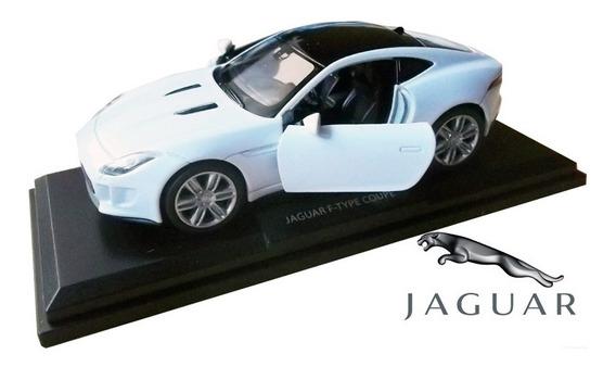 Jaguar F-type Coupe - Deportivos De Leyenda Metal Welly 1/36