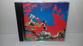 Cd Uriah Heep The Magician