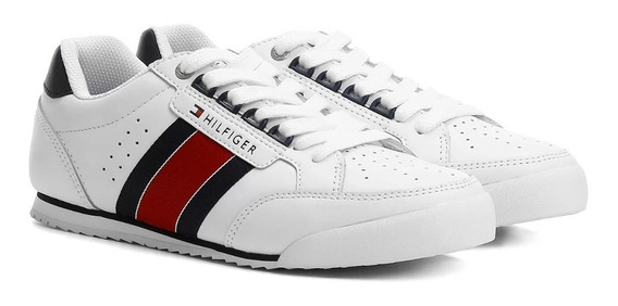 Sapatênis Masculino Tommy Hilfiger Match Point Original