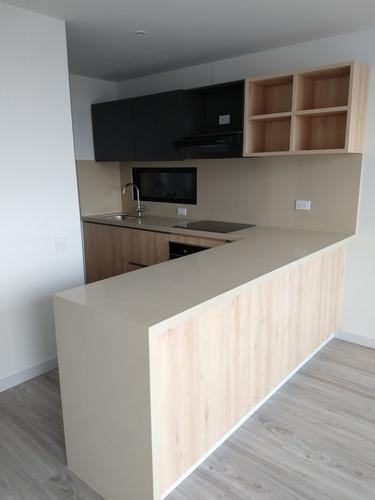 Imagen 1 de 13 de Apartamento De 1 Habitación En Arriendo Quinta Camacho
