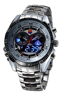 Reloj De Lujo Para Hombre Tvg Con Estuche