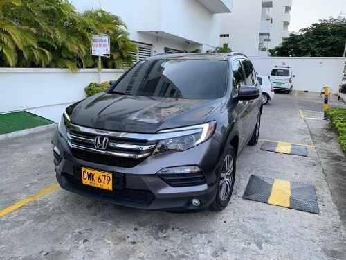 Honda Pilot 5dr 2wd Exl