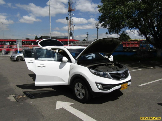 Kia New Sportage New Sportage Lx Turbo Diesel