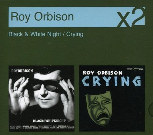 Roy Orbison Black & White Night / Crying Cd Ca Import