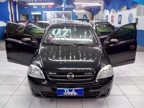 Corsa Hatch Joy 2007 Financiamento 48x