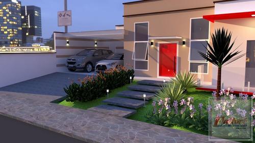 Imagem 1 de 6 de Casa Em Condomínio Para Venda Em Itatiba, Condomínio Itatiba Country Club, 3 Suítes, 2 Banheiros, 4 Vagas - Ca0130_2-1211834