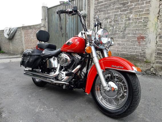 Harley Davidson Heritage Softail 2010