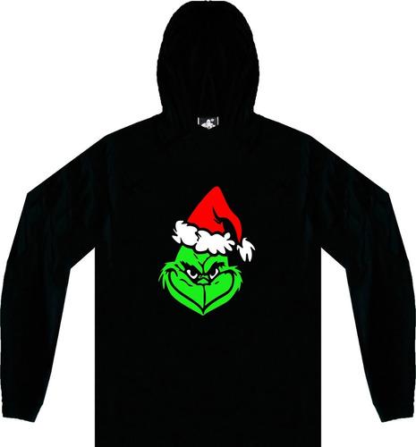 Buzo Grinch Navidad Camibuzo Tv Urbanoz