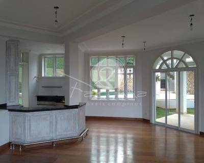 Casa Para Venda Em Condomínio Em Campinas - Imobiliária Em Campinas - Ca00589 - 33122925