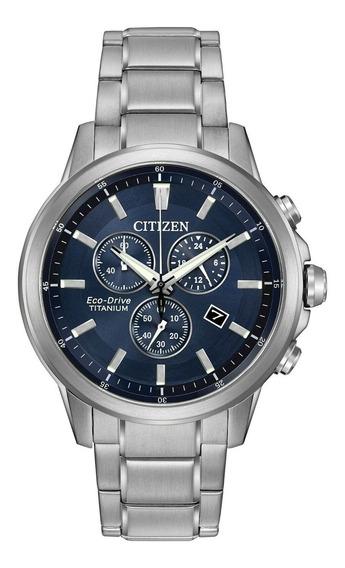 Relógio Masculino Citizen At2340-56l Titânio