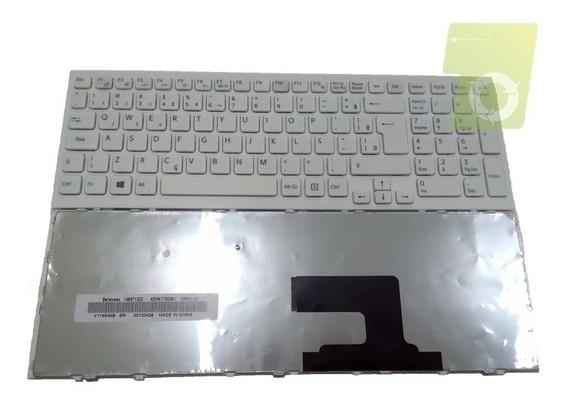 Teclado Notebook Sony Vaio Pcg-71911x Vpc-ee V116646b