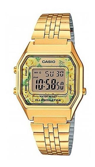 Relógio Casio Vintage La680wga-9cdf