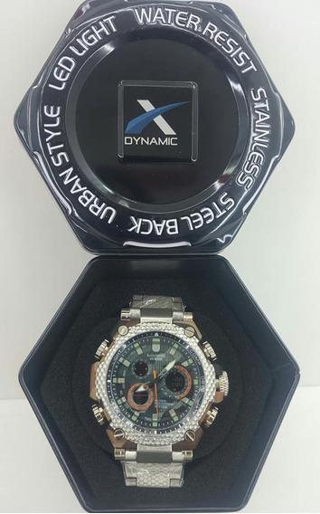 Reloj Dynamic De Metal
