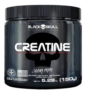 Creatine (150g) - Black Skull