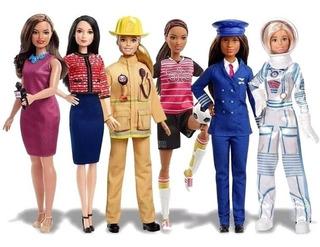 Barbie Profesiones Patinadora Cocinera Granja Local Palermo