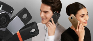 Motorola Moto Z Xt1650 32gb Lte Dual Sim 5.5 Câm.13mp+5mp