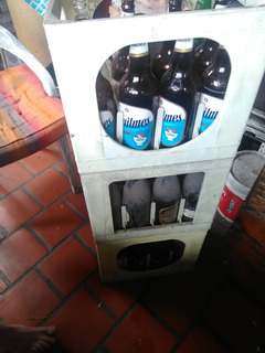 12 Envaces Cerveza Y Cajon