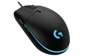 Mouse Gamer Usb Logitech G203 Prodigy Rgb 6000dpi