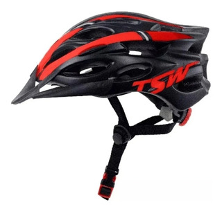 Capacete Bike Ciclismo Tsw Tune M/g Regulável Mtb Speed