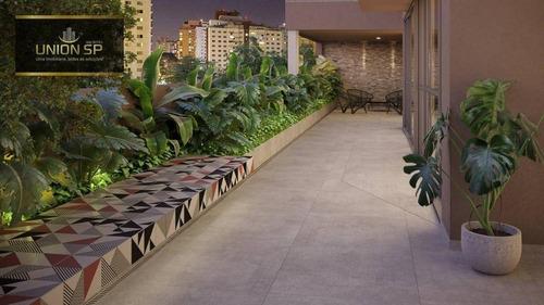 Imagem 1 de 8 de Studio Com 1 Dormitório À Venda, 21 M² Por R$ 454.837,00 - Jardim Paulista - São Paulo/sp - St1257