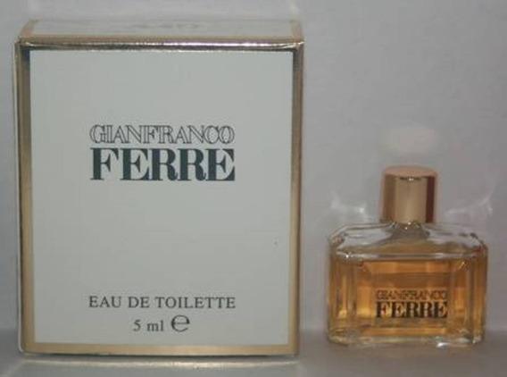 Miniatura De Perfume: Gianfranco Ferre - 5 Ml - Edt