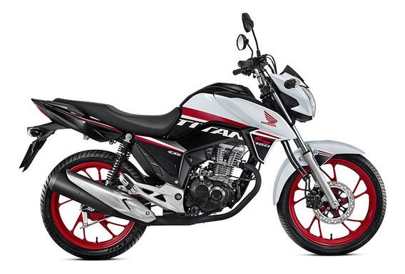 Moto Honda Cg 160 Titan Special 20/20 0km Ler Anuncio!!