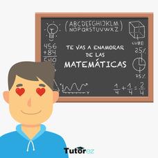 Refuerzo De Matemáticas A Domicilio