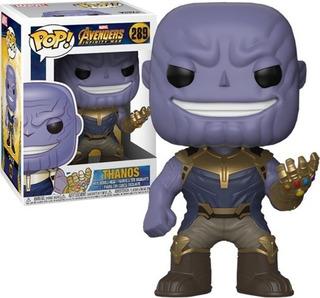 Funko Pop Thanos Avengers #289 - Coketa Coketo