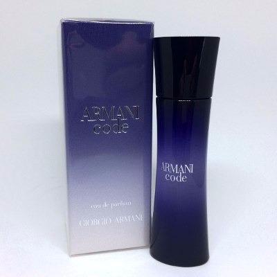 Armani Code Edp 30ml - Feminino 100% Original E Apaixonante