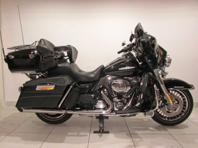 Harley Davidson Electra Glide Ultra Limited - 2013 Preta
