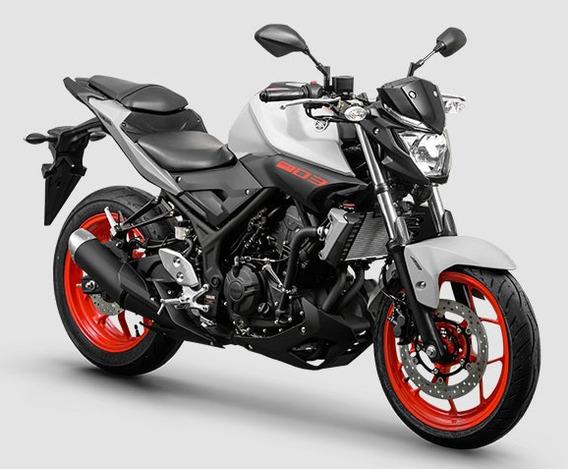 Mt 03 Abs 2020 Cinza Yamaha