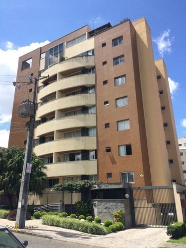 Apartamento A Venda No Bairro Água Verde Em Curitiba - Pr.  - Ap-1545-1