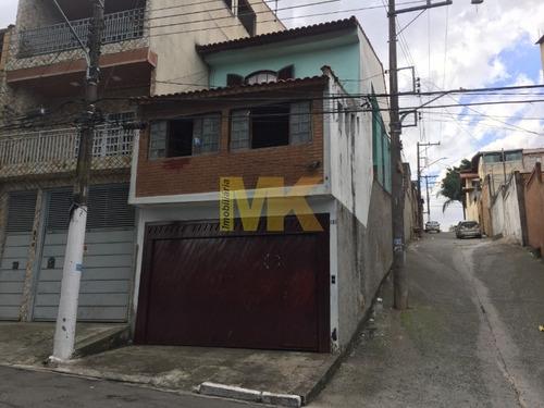 Imagem 1 de 28 de Sobrado 3 Dorm Parque Do Carmo Oportunidade - 480