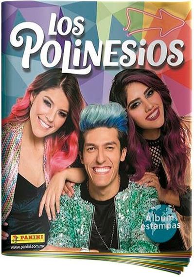 Album Los Polinesios + 50 Sobres + Envío Gratis