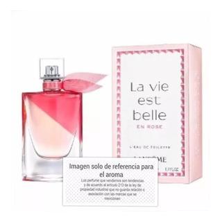 Perfume Contra Tipo La Vida Es Bella Feromonas Al 34%
