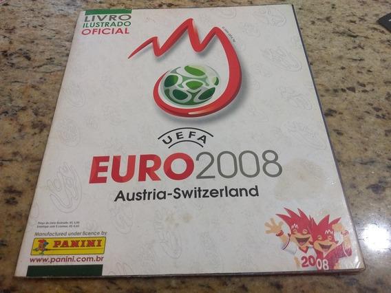 Lote Figurinhas Euro 2008 - Faltam Poucas - Frete Grátis