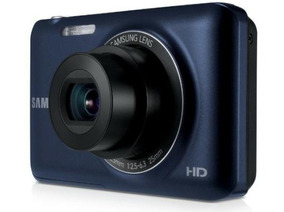 Camera Digital Samsung Es95 Preta