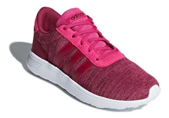 Tênis Running adidas Infantil Lite Racer K B75701 Pink