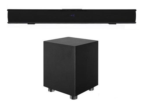 Caixa De Som Soundbar Hoopson Sw01 Bluetooth