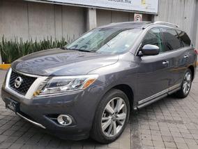 Nissan Pathfinder 2013 5p Exclusive Aut V6
