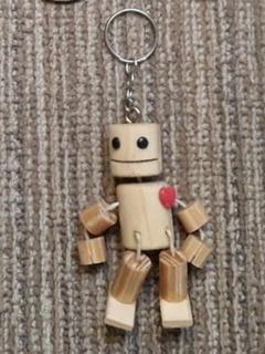Chaveiro Robo Presente Brinde