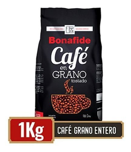Imagen 1 de 1 de Bonafide Café En Grano Entero Espresso 1 Kg