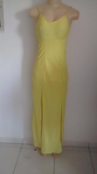 Lote Vestidos Longos Estampados Leves Para O Verão!! 10 Pç