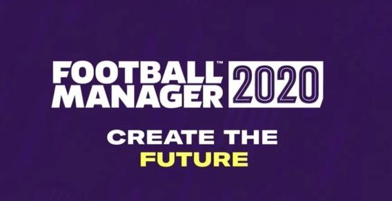 Football Manager 2020 Original ( Pré Venda ) Sem Juros! Fmanager